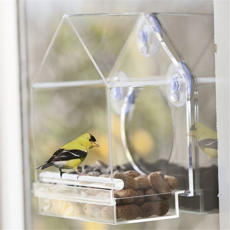 Acrylic Birds Cages Carrier-YAGELI Acrylic Display Factory