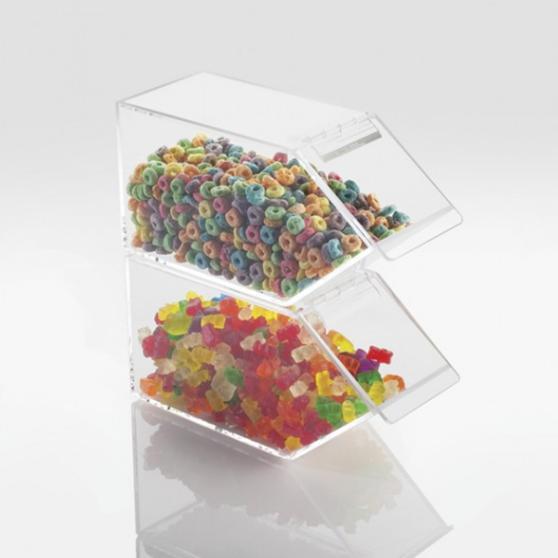 Acrylic perspex cookie case