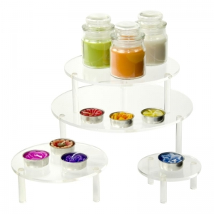 Acrylic Table Risers