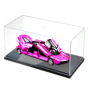 A grade material clear acrylic display box