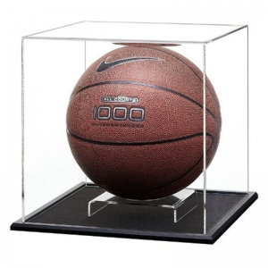 customized acrylic basketball display box