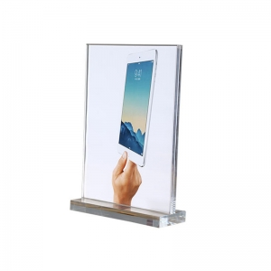Retail Display Acrylic Sign Holder