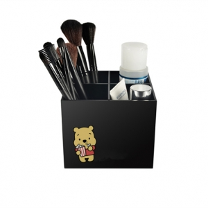 Wholesale Acrylic Brush Holder