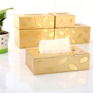 New style acrylic tissue box with drawer