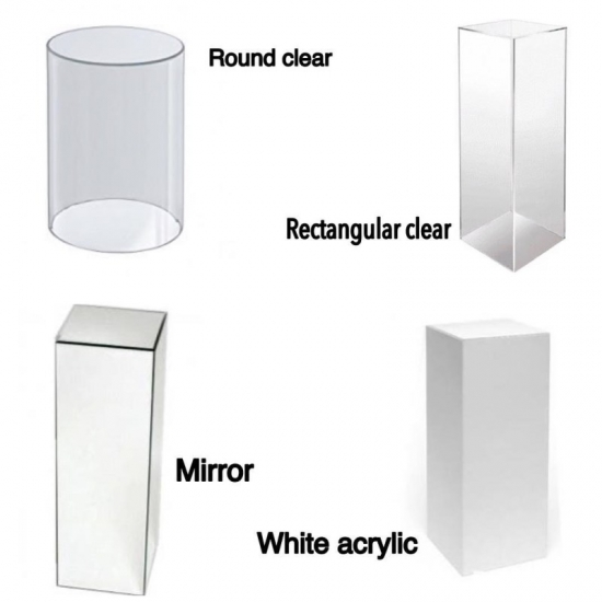 display rectangular img such l tables a art tall f for at piece pedestal items as pedestals stand furniture acrylic id