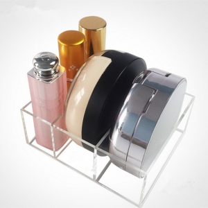 Acrylic Powder Compact Holder