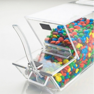 OEM plexiglass candy box