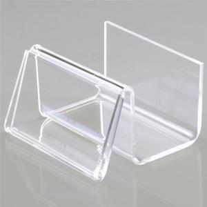 Acrylic pen containeracrylic brochuer holderacrylic eyeglasses handmade acrylic business card holder reheart Images