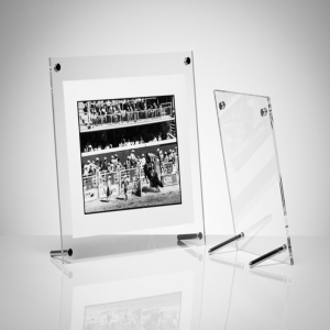 Transparent Acrylic Photo Frame