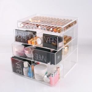 Whole Acrylic Makeup Box