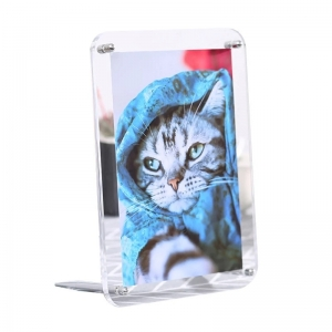 Acrylic maganet Photo frame