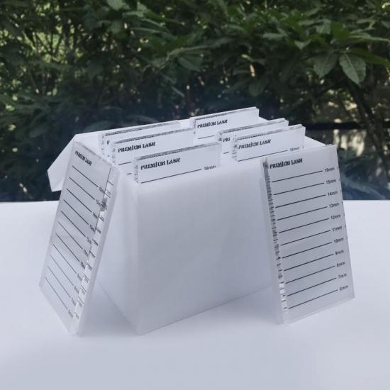 Factory Price Brilliant Lash Box Organizer For Your