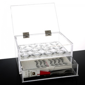 Acrylic Eyelash Box