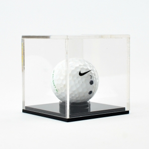 Acrylic Golf Ball Display Case
