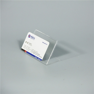 Small Wholesale Acrylic Business Card Holder Display