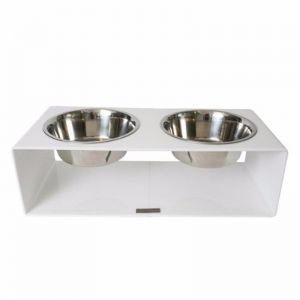 plexiglass pet eating desk