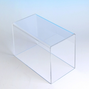 small acrylic box