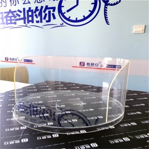 acrylic pet product pet bed