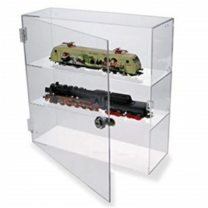 Acrylic model display case