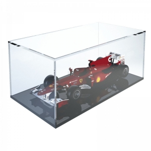 perspex acrylic model display case