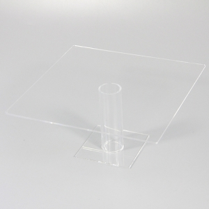 Clear acrylic wedding cupcake stand wholesale