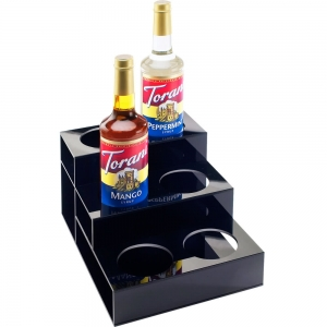 acrylic bottle organizer