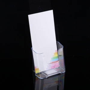 Transparent plexiglass brochure holders wholesale