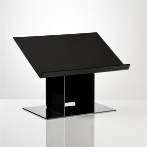 mini acrylic portable countertop lectern
