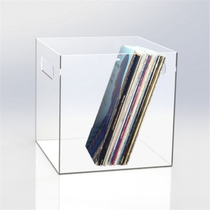 acrylic vinyl record holder