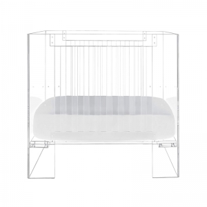 Perspex baby bed crib wholesale