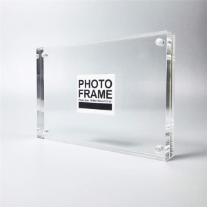 Acrylic Picture Frame 5x7