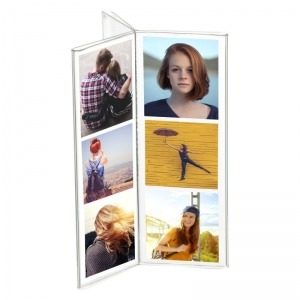 plexiglass photo booth frame