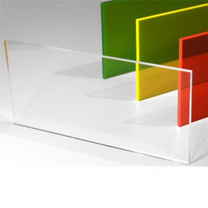 coloured acrylic plexiglass sheet