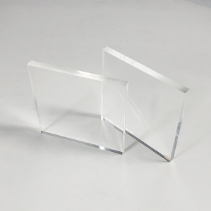 Clear acrylic cast sheet 2050*3050mm PMMA plate for sneeze guard