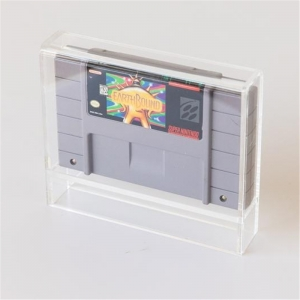 acrylic gameboy box